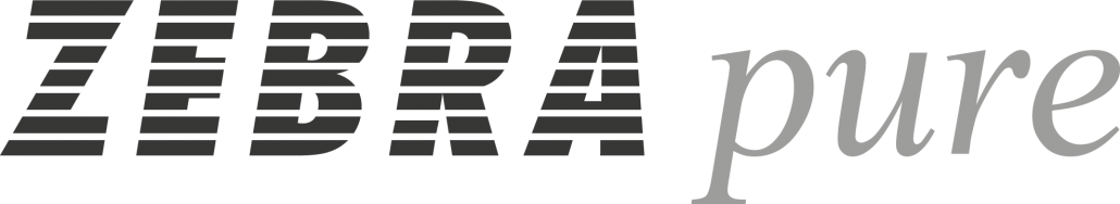 ZEBRA pure Logo